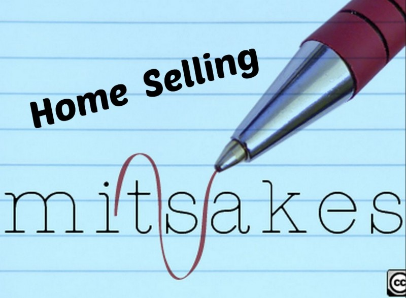Top 5 Mistakes that Sellers Make