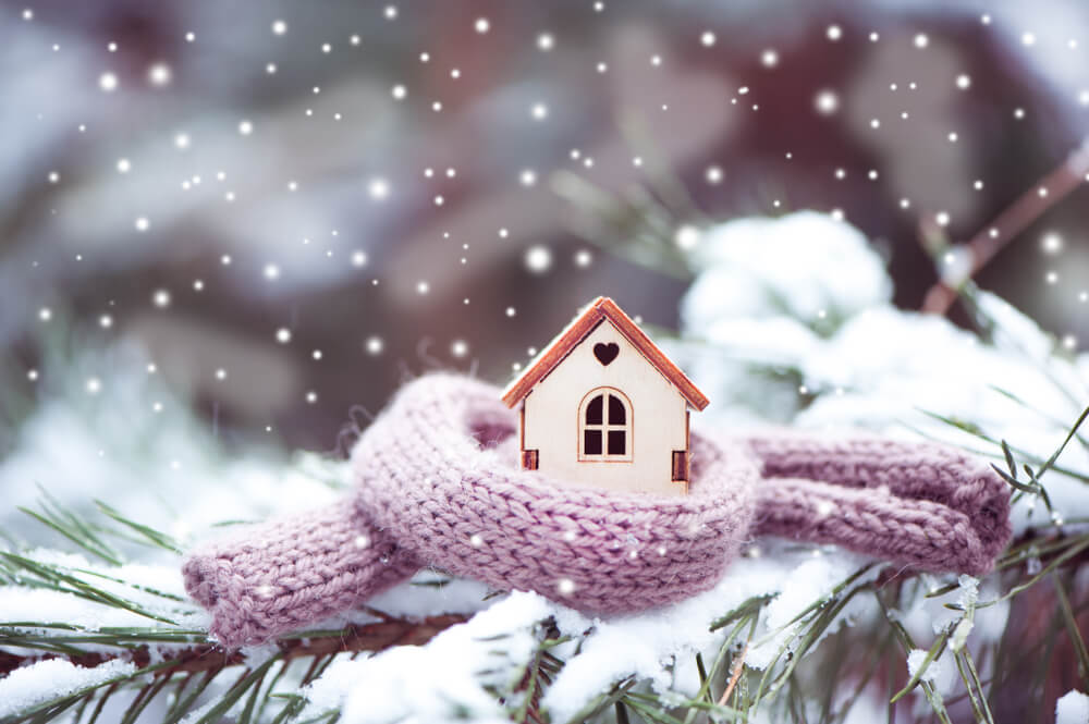 Prepare your home for winter storms!